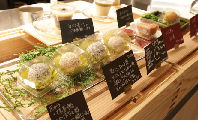主打有機栽種、養生、不含麩質!對身體有益的日式甜點「日式甜點 巡(MEGURI)」【代代木上原】