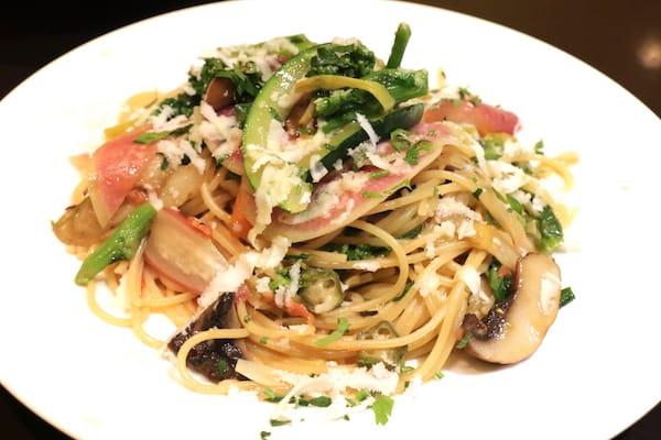 池袋極品意大利餐廳「Mano-e-Mano」推出純素食菜單!【池袋】