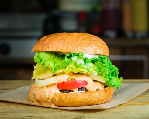 位於東京大排長龍的健康漢堡! TERRA FOODS