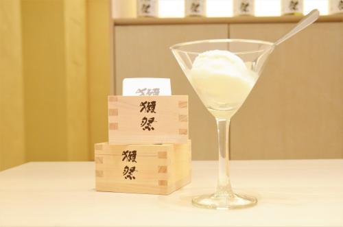 從營養滿分的米漿、酒糟冰激淋到化妝品!日本享譽世界的「米」的可能性是什麼呢?獺祭店銀座
