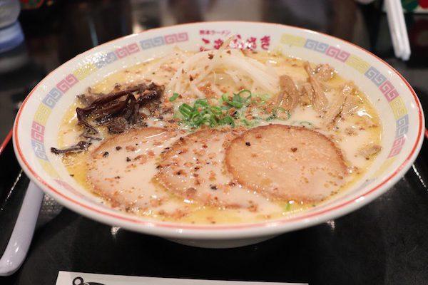 在「拉博」吃遍人氣的素食・純素食拉麵!新橫濱拉麵博物館