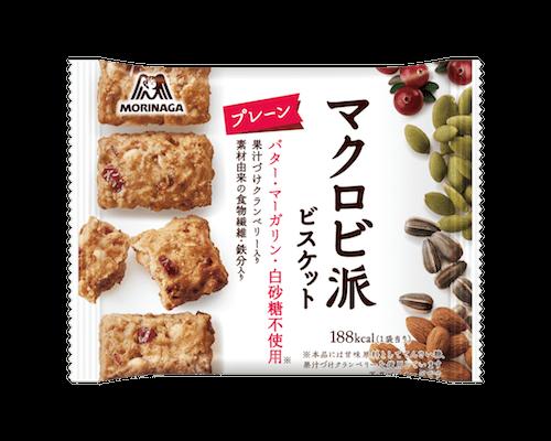 在便利商店輕鬆實行長壽飲食法,來去採訪森永Macurobi派餅乾!