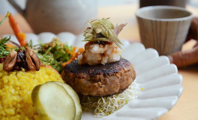漂亮的純素食料理、療愈和藝術的空間。mique【駒澤大學站】