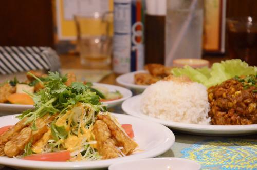 Halal・素食・純素食、無論誰都能一起享受!在池袋持續27年的馬來西亞料理專賣店。Malaychan【池袋】