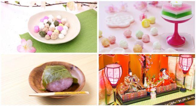 もとは紙の人形?ひな祭りの由来、食べ物の意味、知っていましたか?【ひな祭りヴィーガンレシピ付き!】