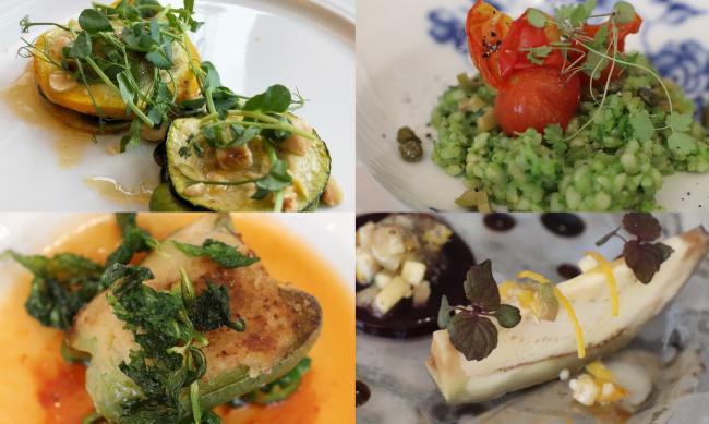 日本イタリア料理界の巨匠・日高良実シェフらがヴィーガンイベントを開催。ACQUA PAZZA(リストランテ アクアパッツァ)【外苑前】