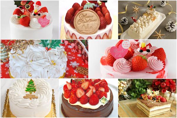 今すぐ予約したい!最新ヴィーガンクリスマスケーキ24選【2020年版】