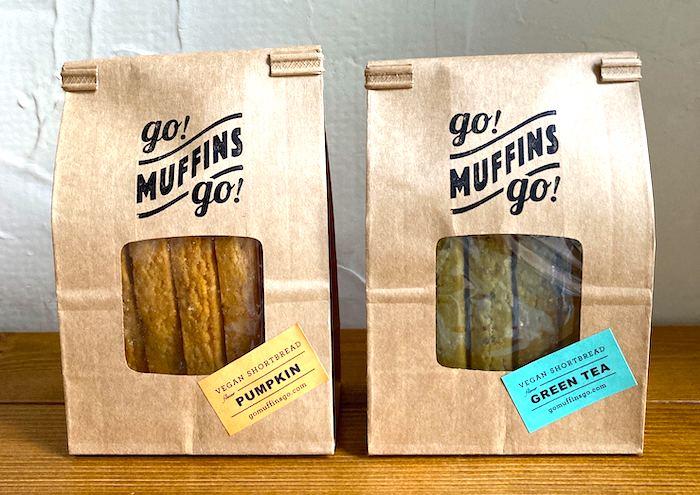 秋のヴィーガンショートブレッド【Go! Muffins go! × Vegewel特別コラボ】