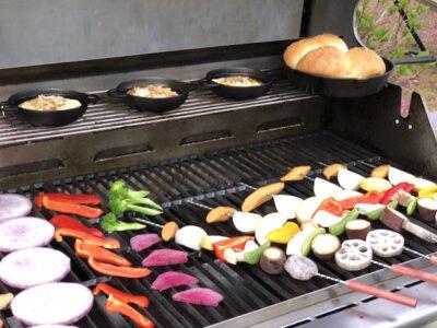 東京近郊の緑の楽園でプラントベースBBQを楽しもう!~THE PLANT BASED BBQ(埼玉・川口)